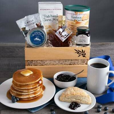 Gourmet Breakfast Gift Basket