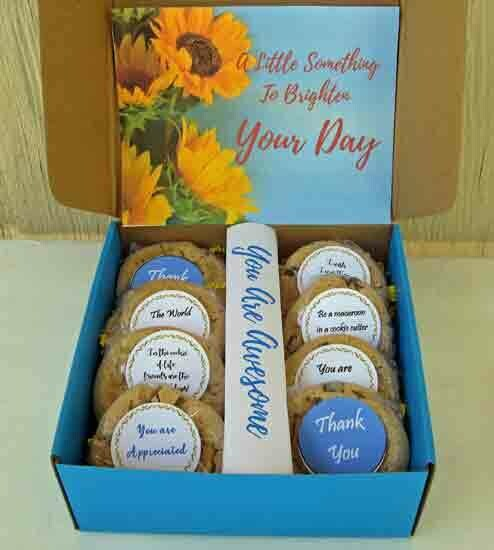 Cookie Gift to Brighten Your Day