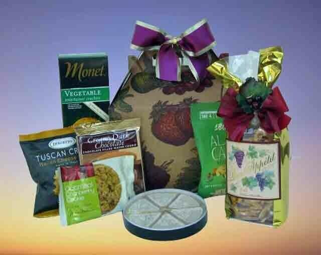 Gourmet Delight Gift Box