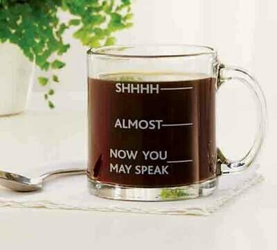 Coffee Mug for the Grumpy Coffee Lover