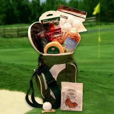 Golfing Around Golf Sports bag