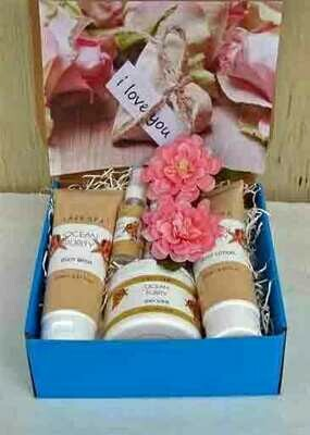 Mother's Day Gift Box - Ocean Purity