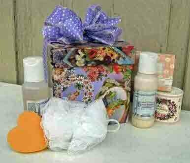 Small Spa Gift