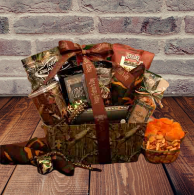 Gift for Man - Father's Day Gift Basket