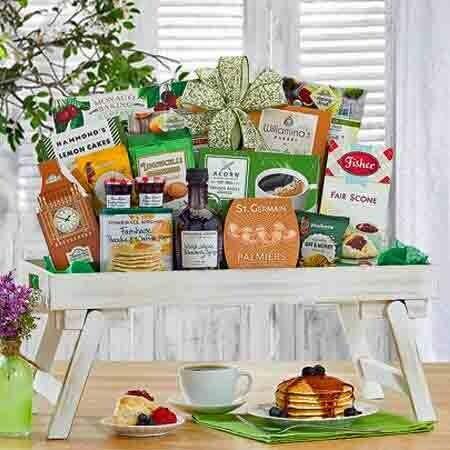 Breakfast Delight Tray