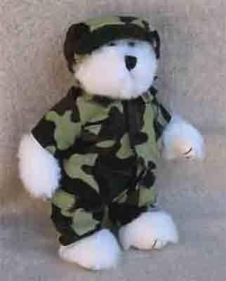 Army Bear - Military Bear