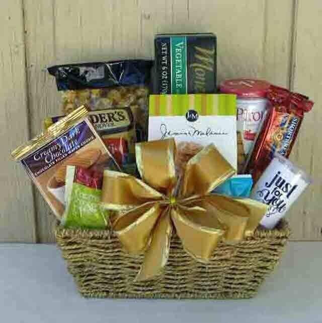 Classical Delight Gourmet Gift Basket