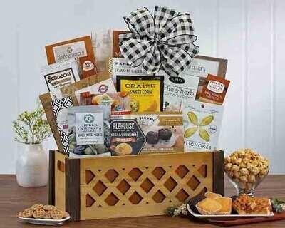Classical Gourmet Gift Basket