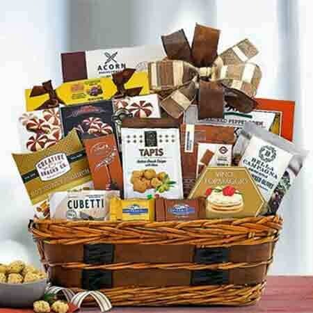 Customer Favorite Gourmet Gift Basket