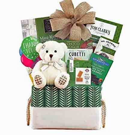 Send a Bear Hug Gift - Thinking of You, Thank You, Happy Birthday, Get Well, Congratulations