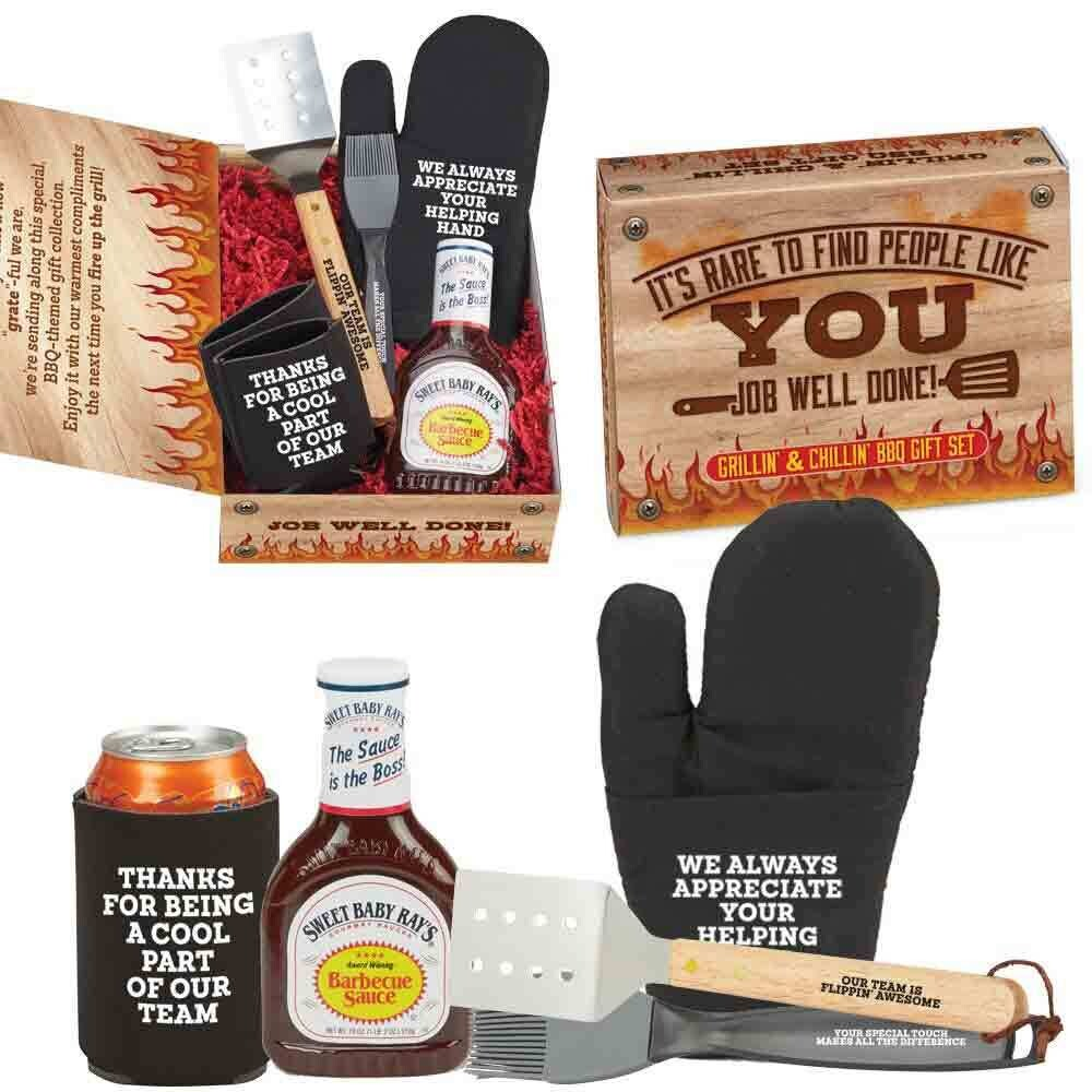 Employee Appreciation Barbecue Kit