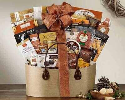 The Elegant Gourmet Gift Basket