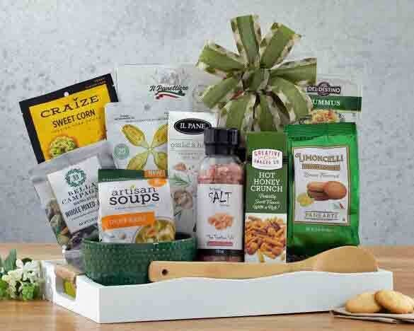 Soup and More Gift Tray