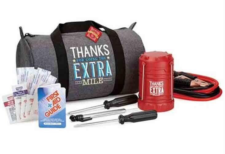 Auto Emergency Kit - Thanks for Going the Extra Mile