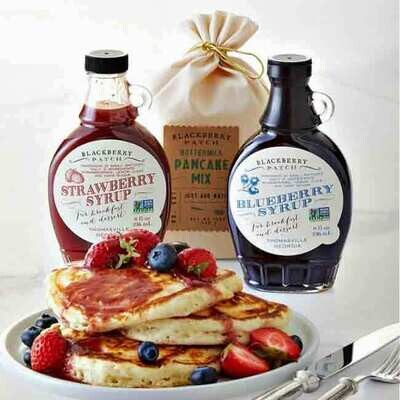 Pancake Breakfast Gift Crate