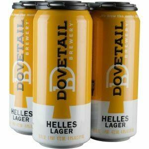Dovetail Helles 4pk