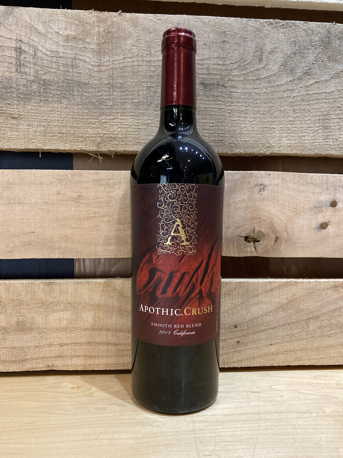 Apothic Califorina Crush 750mL