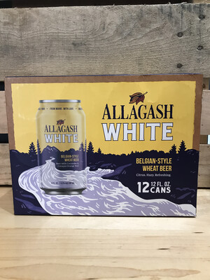 Allagash White 12pk