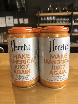 Heretic Make America Juicy Again 6pk