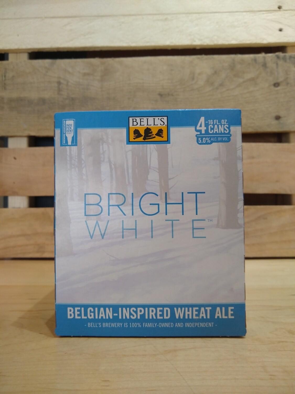 Bells Bright White 4pk