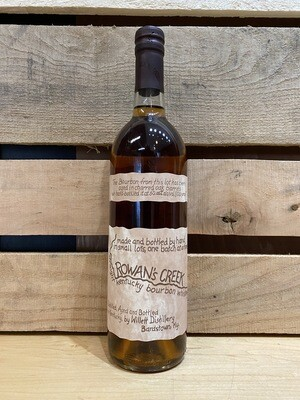 Rowan's Creek Small Batch Whiskey 750ml