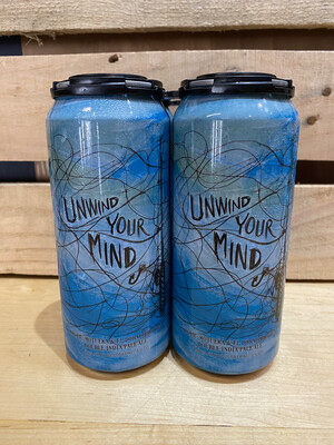 Hop Butcher Unwind Your Mind 4pk cans