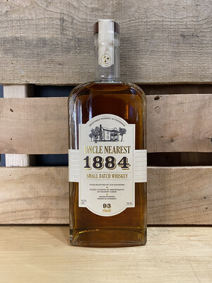 Uncle Nearest 1884 Whiskey 750ml