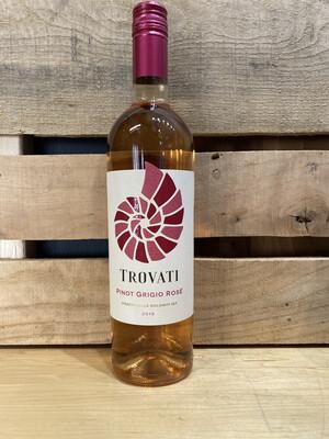 Trovati Pinot Grigio Rose 750ml