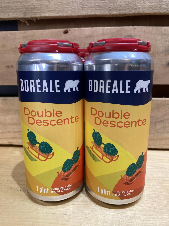 Boreal Double Descente 4pk