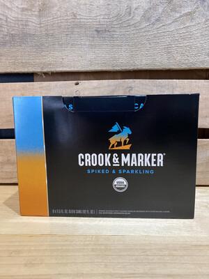 Crook & Marker Spiked Sparkling 8pk