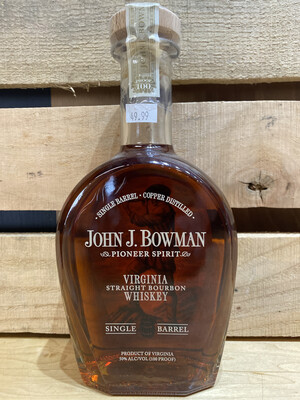 Bowman Brothers Single Barrel 750ml
