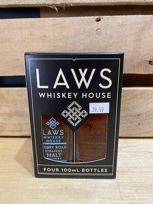 LAWS Mixed 4-Pack