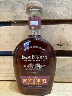 Bowman Brothers Port Finish Whiskey 750ml