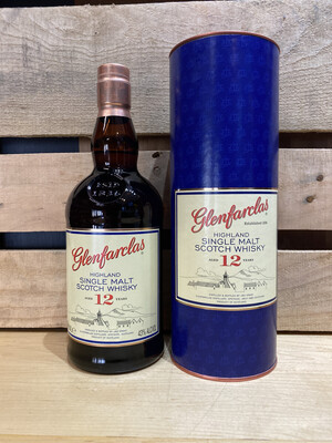 Glenfarclas Single Highland Malt Scotch 12 year