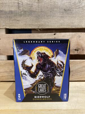 Great Lakes Bierwolf Dunkel 4pk