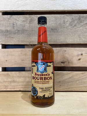 Jeppson Bourbon 750mL bottle