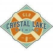 Crystal Lake Blizzard Blonde 32oz Crowler