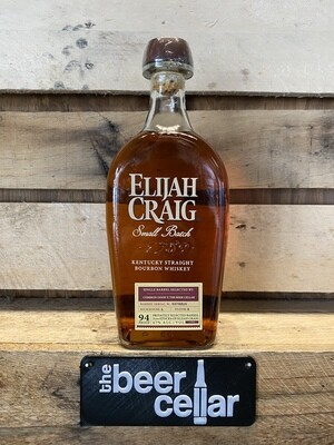 Elijah Craig Beer Cellar Store Pick 750ml