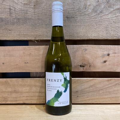 Frenzy Sauvignon Blanc 750mL bottle
