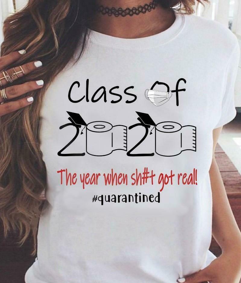 2020 Seniors Shirt, Quarantine Shirt, Seniors, Graduation, Graduation 2020, Class of 2020, Graduation Gift, T shirt, Sweatshirt, Quarantine, Hoodie