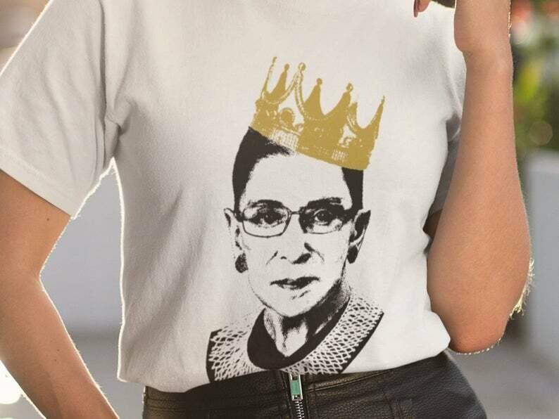 Ruth Bader Ginsburg Shirt, Rbg Shirt, Feminist Shirt, Notorious Rbg Shirt, Equality Shirt, I Dissent Shirt, Liberal Shirt, Protest Shirt