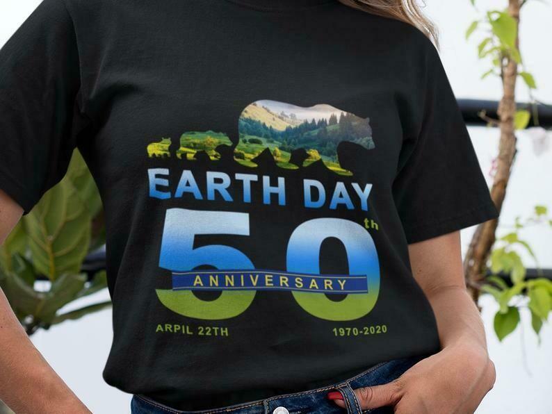 Earth Day 50Th Anniversary 2020 Shirt, Earth Day Shirt, Environmental Shirt, Global Warming, Save The Earth Shirt, Planet Earth Shirt