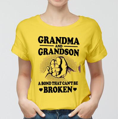 Grandma And Me Shirts - Happiness Is Being, Having A Grandma - Matching Outfits - Grandma and Baby - New Grandma Gift