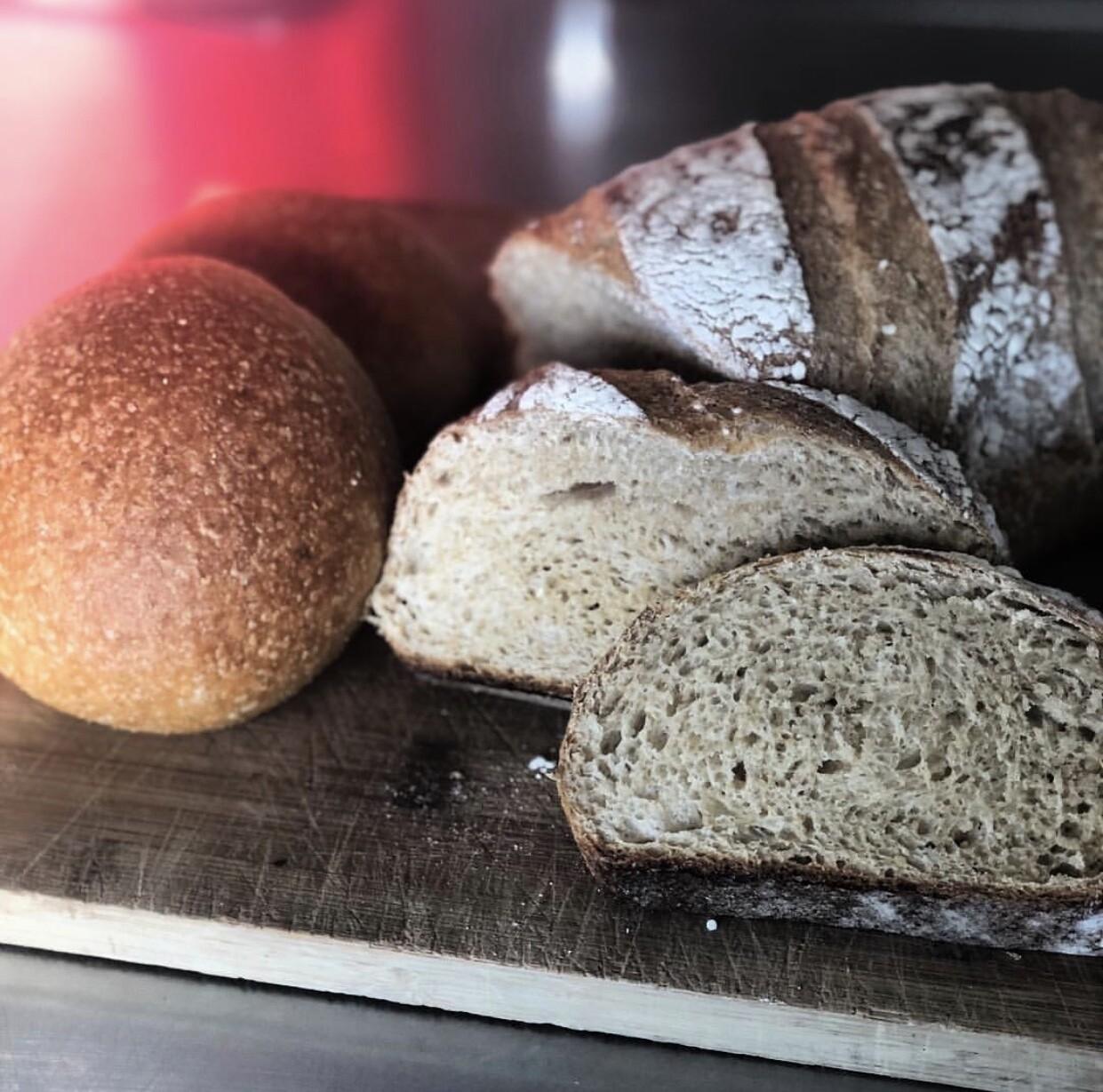 24hr Wholemeal Bread