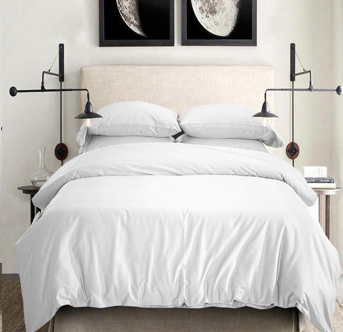 Комплект постельного белья из перкаля Жемчужина