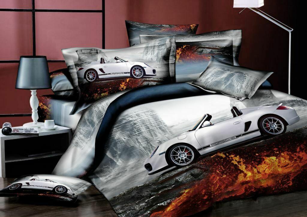 Комплект постельного белья из Сатина PORSСHE