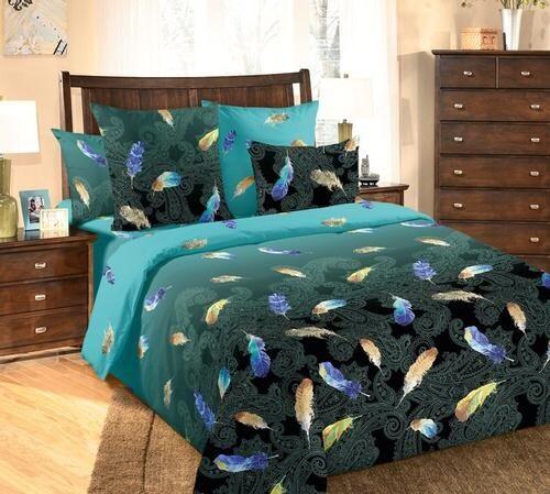 Комплект постельного белья из бязи Дуновение
