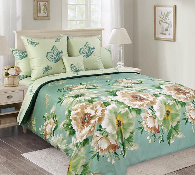 Комплект постельного белья из сатина Каролина