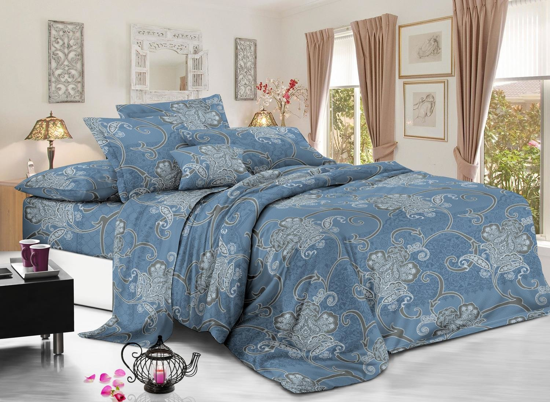 Комплект постельного белья из сатина Вивальди