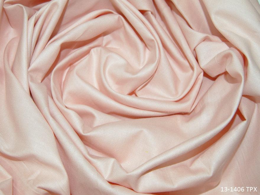 Комплект постельного белья из сатина Пудра